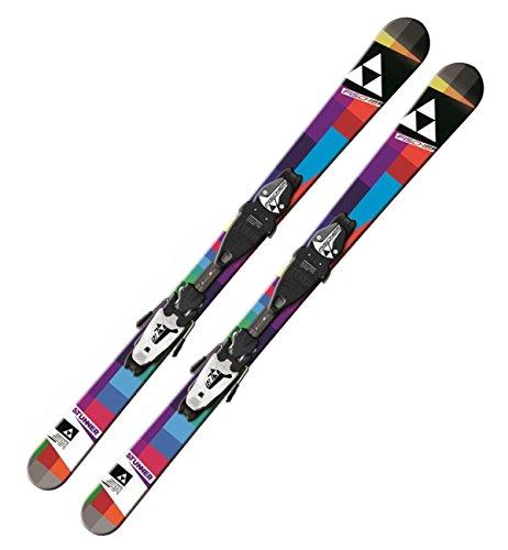 Ski Fischer Stunner SLR JR 2016 Freeski-Rocker Twin Tip 151cm komplett mit Bindung FJ4/7 AC Carving Jugendski / Kinderski für Jungen und Mädchen auf Amazon