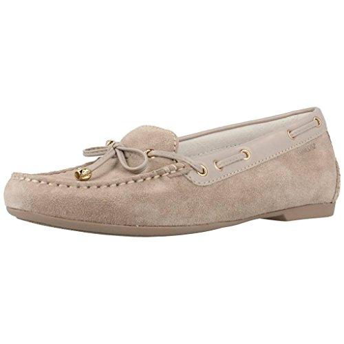 Mocassini donna, colore Bianco sporco , marca STONEFLY, modello Mocassini Donna STONEFLY BLUEST SKIES Bianco Sporco Bianco sporco