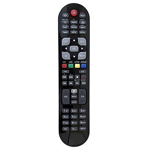 Anka-Digital OEM FB Ersatz Fernbedienung für GigaBlue HD 800 SE/UE / Plus/Quad / V2 / X1 / X3 / IP Box/Giga Blue Remote Control - Hd Quad Plus