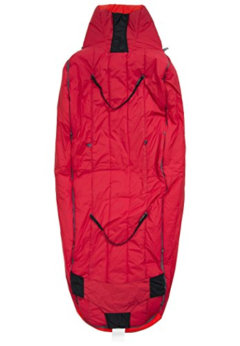 Sea to Summit BaseCamp Bs4 Sleeping Bag Long red 2016 Deckenschlafsack - 5
