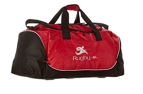 Tasche Jumbo QS88 rot Rugby
