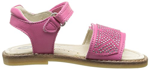 Garvalin Orce, Sandales Fille Rose (B Fucsia Sauvage)