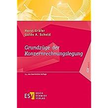 Grundzüge der Konzernrechnungslegung: Mit Fragen, Aufgaben und Lösungen (ESVbasics)