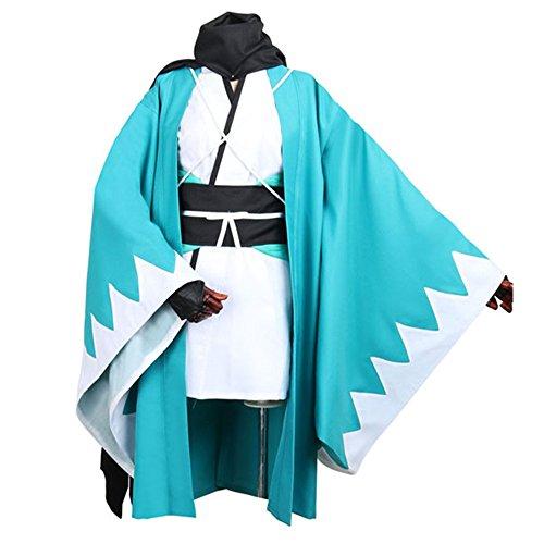 (Fate/Grand Order Sakura Saber Okita Souji Cosplay Costume (FL))