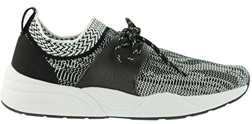 victoria Unisex-Erwachsene Metalico Sneakers Nero