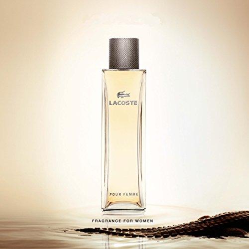 Lacoste Pour Femme femme/woman, Eau de Parfum, Vaporisateur / Spray, 1er Pack (1 x 90 ml)