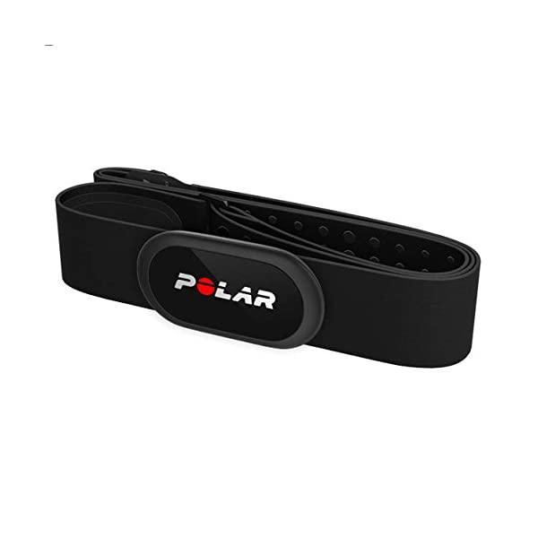 POLAR Unisex Adults H10 Heart Rate Sensor And Pro Chest Strap