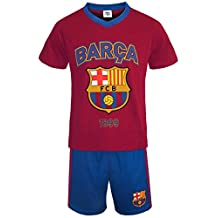 fce9035c06a74 FC Barcelona - Pijama corto para niño - Producto oficial