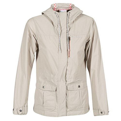 Columbia Womens Alter Valley Beige Parkas