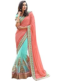 Magneitta Women's Clothing Saree For Women Latest Design Wear New Collection In Latest With Blouse Free Size Saree...