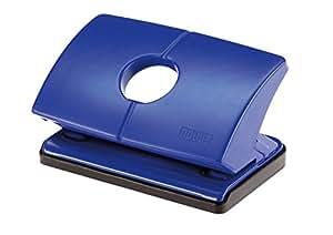 Novus B 200 Bürolocher (Büro) Metall / Kunststoff, 1 mm/10 Blatt, blau