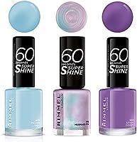 Rimmel 60 Seconds Super Shine Nail Polish - 8 ml