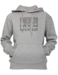 1b09563ec239bf Law And OrderSVU Special Victims Unit Introduction Dick Wolf Classic Unisex  Uomo Donna Felpa con Cappuccio Pullover Grigio Tutti…