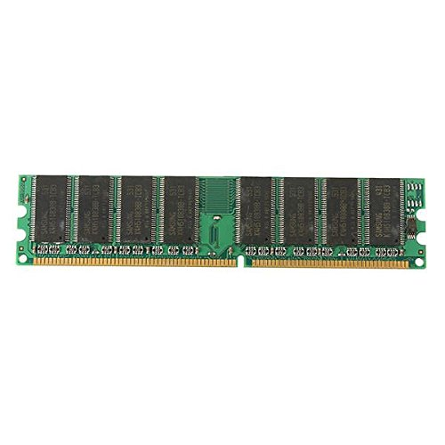 1GB DDR PC3200 400 Non-ECC Low Density Desktop- DIMM RAM 184 Pins -