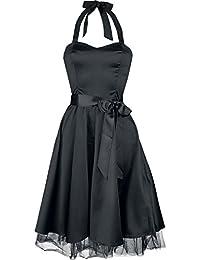 Dissa M1239 DamenRockabilly 50er Vintage Retro Kleid Partykleider Cocktailkleider