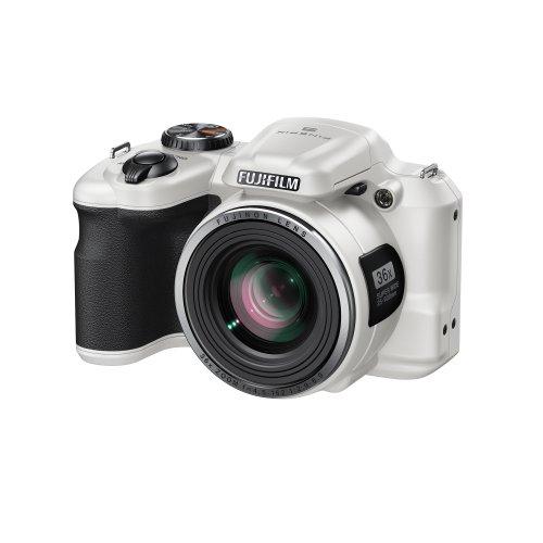 Fujifilm s8650 bridge - fotocamera digitale, 16 mp, zoom ottico fujinon 36x, schermo lcd da 3