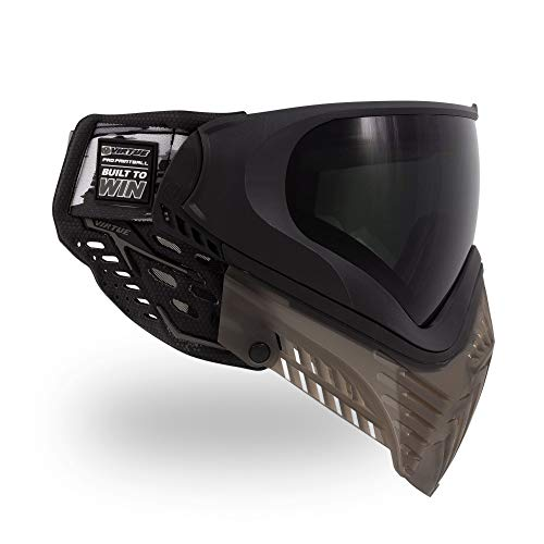 Virtue VIO XS II Thermal Paintball Maske/Goggle - Rauch Schwarz