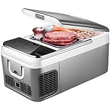 Compresor PortáTil 18l Refrigerador del Congelador del Refrigerador del Coche 12-24 V Adecuado para