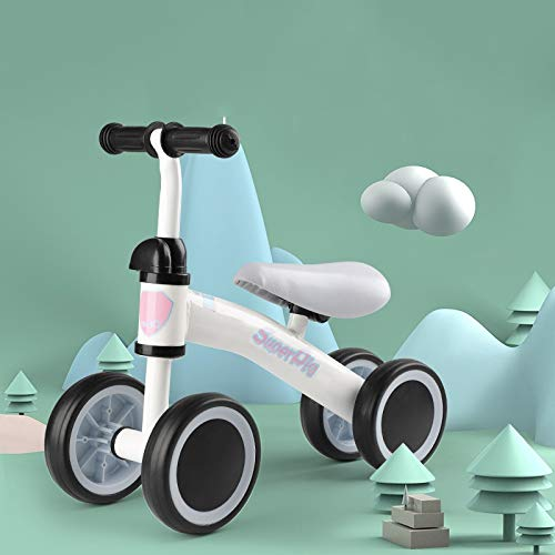 Xiao Tian Baby Balance Bike Bicycle, Baby Walker Toys for 1Year Old Boys/Girls 10 Mois-24 Mois...