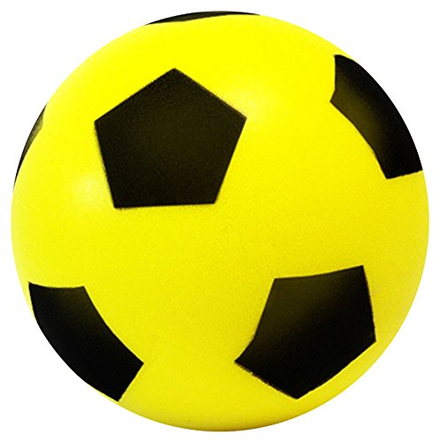 E-Deals 20cm Foam Ball - Yellow