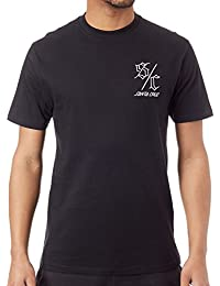 Santa Cruz Black Dressen Trucha T-Shirt