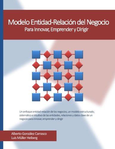 Modelo Entidad-Relacion del Negocio: Para Innovar, Emprender y Dirigir