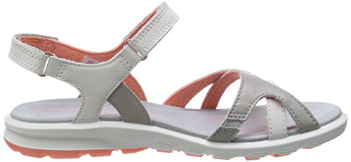 ECCO Cruise Ladies, Scarpe Sportive Indoor Donna Avorio (Elfenbein (SHADOW WHITE/CORAL59902))