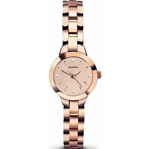 Sekonda-Womens-Quartz-Watch-with-Analogue-Display-and-Bracelet