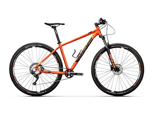 "Conor WRC Pro SLX 11V 29\"" Bicicleta Ciclismo Unisex Adulto, Naranja, XL"