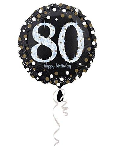 Geburtstag Folie Ballons (Box-kostüm-ideen Zu Halloween)