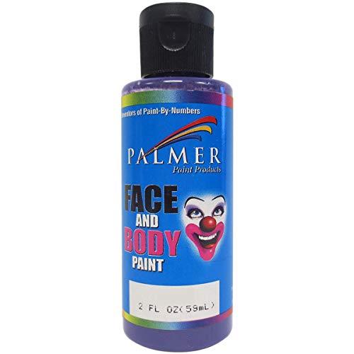 Palmer Gesicht und Körper Malen 60violett (Palmer Malen Gesicht)