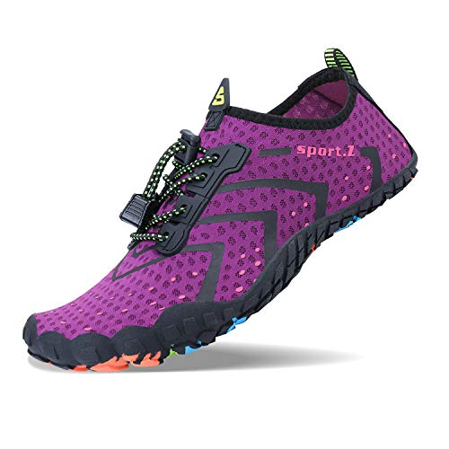 ALLCHAR Water Shoes Mens Womens ...