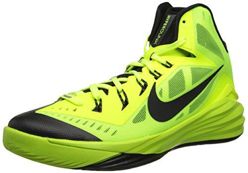 Nike Herren Hyperdunk 2014 Basketballschuhe Gelb (Volt/Black)