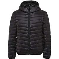 Amazon.it  Piumini Leggeri - Rosso   Uomo   Abbigliamento  Sport e ... 21e37988919