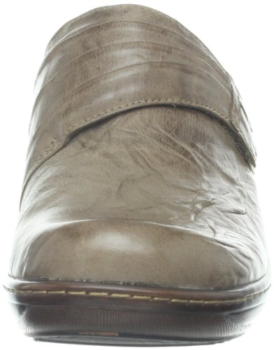 Softwalk Mason Large Cuir Mules Sage