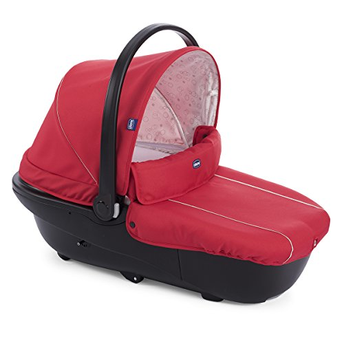 Chicco Trio Sprint Black Poussette Red Passion image4