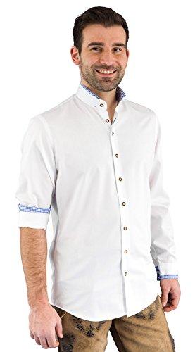 arido Trachtenhemd Herren langarm 2624-255-30 30 39