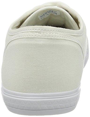 Le Coq Sportif Deauville Plus, Sneakers Basses mixte adulte Blanc (Optical White)