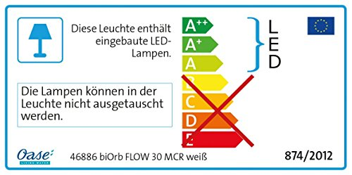biorb FLOW 30 MCR weiß