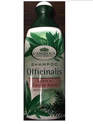 shampoo antiforfora alla Salvia e Ginepro Rosso 250 ml