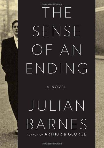 Book cover for The Sense of an Ending