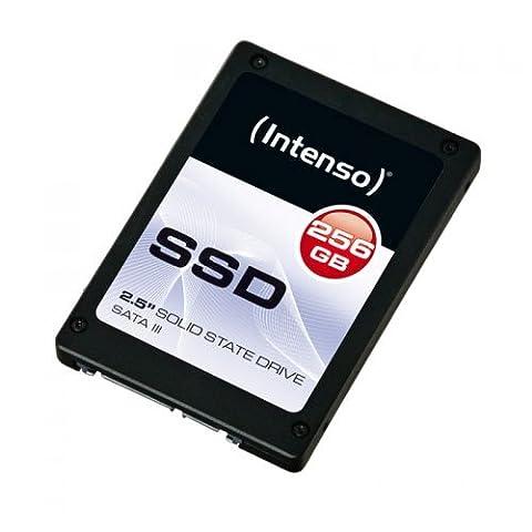 Intenso interne SSD-Festplatte 256GB (Festplatte Netbook)
