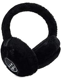 Bobury Universal-PU-Leder Earshield Kissen Schwamm Kopfh?rer Cup Pads Abdeckung Headset Earcaps Tragbare Staubdichtes