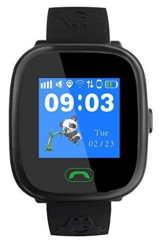 Montre GPS Super-Life - Avec écran tactile - GPS triple positionnement et  support SOS - Pour Android et iOS - Pour enfant