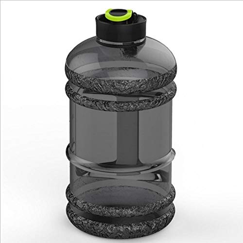 lasche 2.2L Sport Large Capacity Water Bottle Fitness Outdoor Camping Bicycle My Water Bottle Space Bottle Bpa@A ()