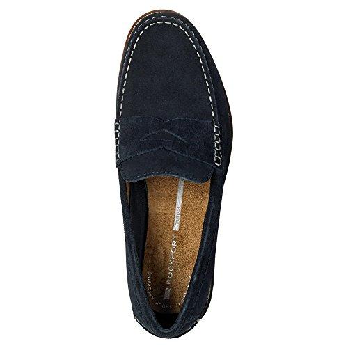 Penny Classicmove Bleu Dress New Leder Rockport Slipper vR5p5
