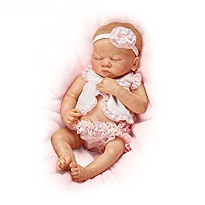 'My Perfect Emily' Baby Doll By The Bradford Exchange by The Bradford Exchange