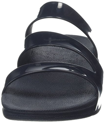 FitflopSuperjelly Twist - Sandali  donna Nero (Black)