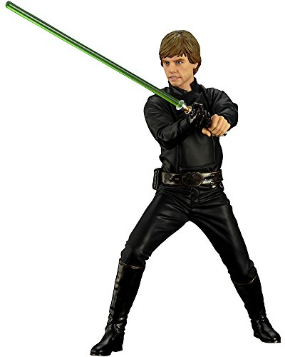 KOTOBUKIYA TOYS LUKE SKYWALKER ESTATUA 16 CM STAR WARS RETURN OF THE JEDI ART FX+