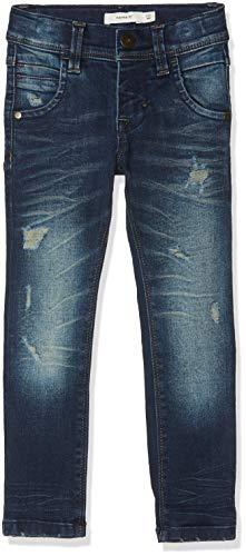 NAME IT Jungen Jeans NKMSILAS DNMTOGO 3081 Pant NOOS, Blau Dark Blue Denim, 152